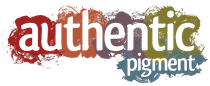 authentic pigment logo
