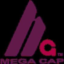 mega cap logo