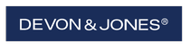 devon & jones logo