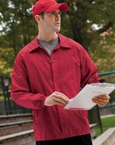 Nylon Staff Jacket