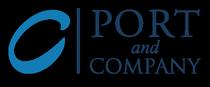 port & company logo